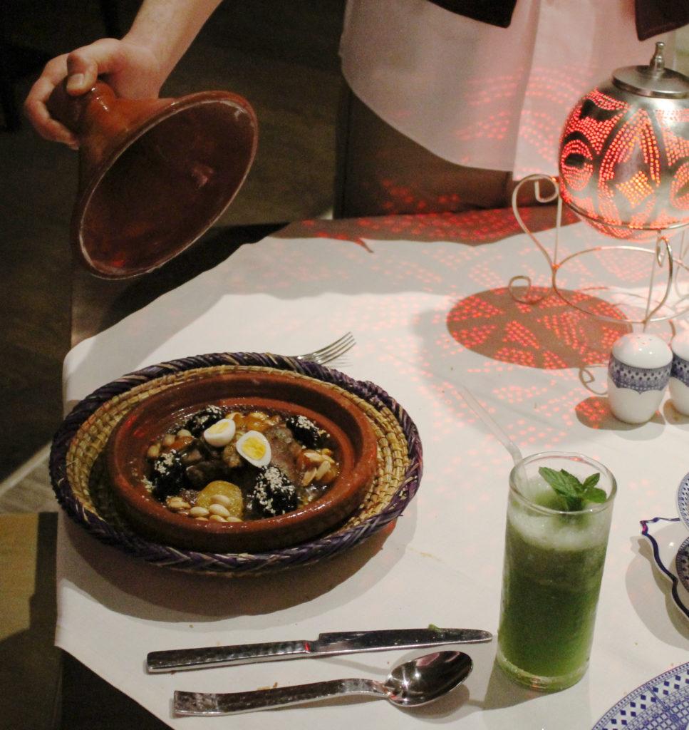 Argan Moroccan Restaurant, Doha