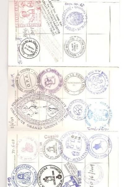 pilgrim pasport