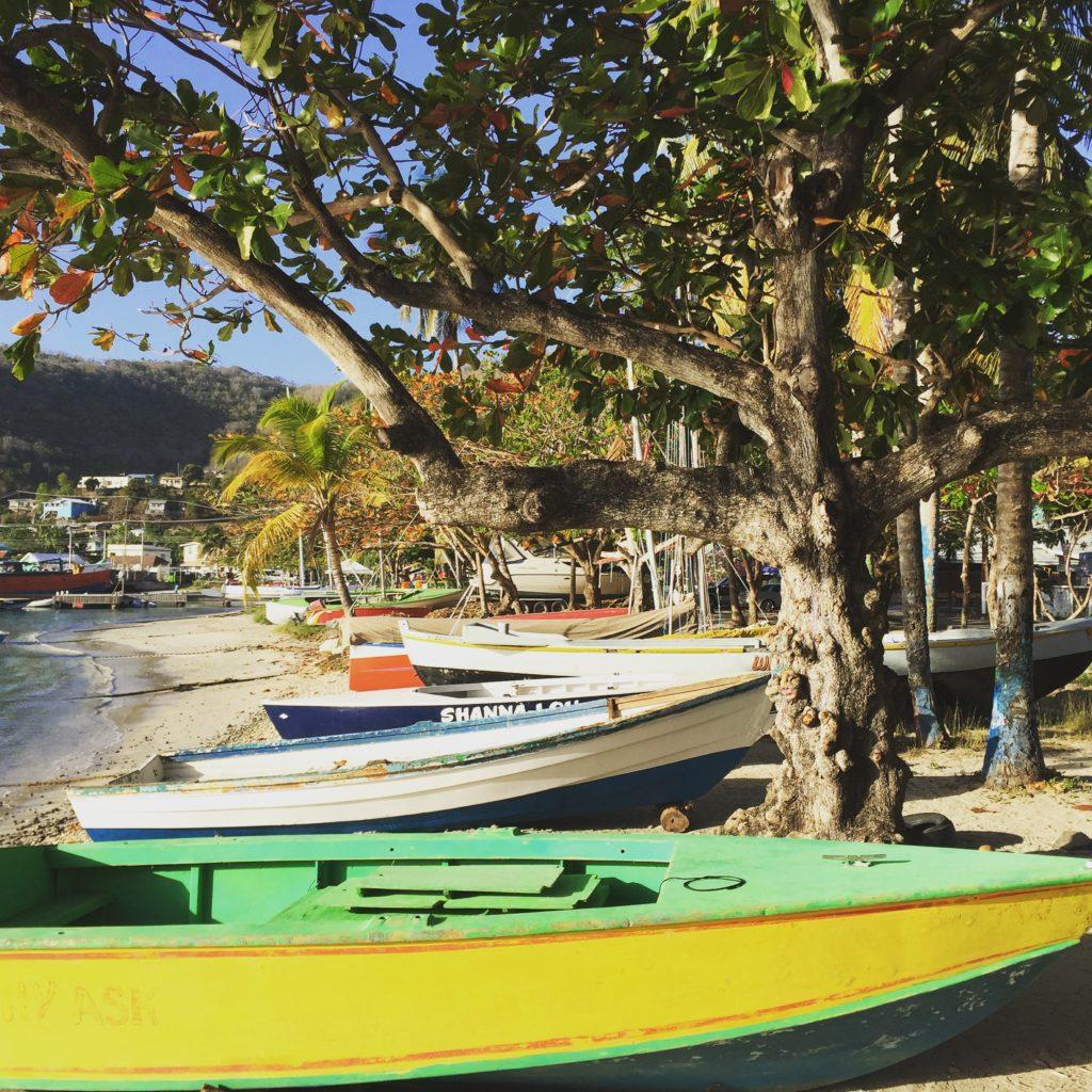 Bequia Boats