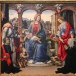 The Perfect Renaissance Church with Gorgeous Art (That you didn't know was there)