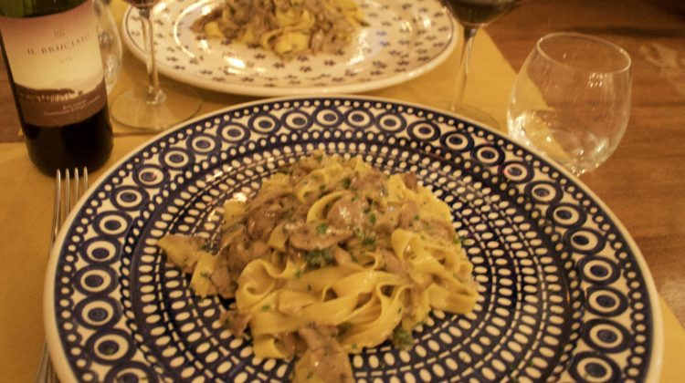 The Best Three Dishes I Ate in Florence