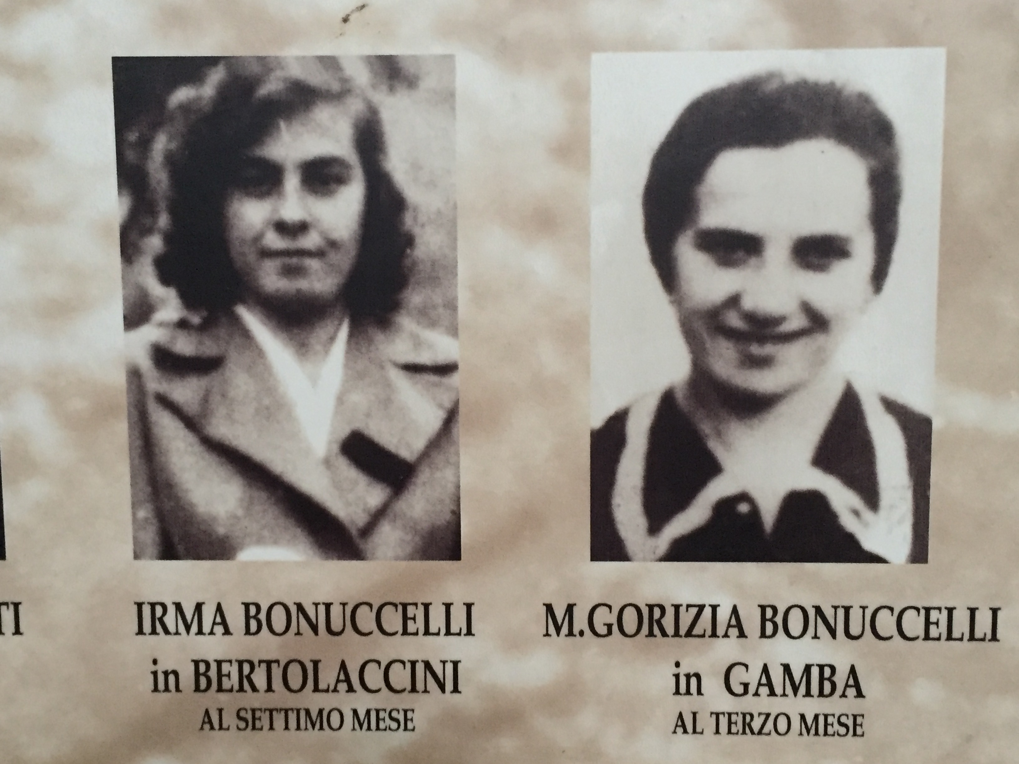 victims of the Sant'Anna massacre