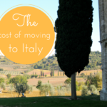 The Cost of Moving to Italy