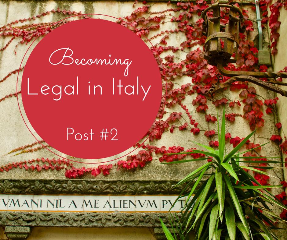 How to prepare for your Permesso di Soggiorno appointment in ...