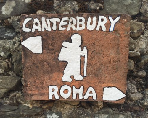 Canterbury to Rome