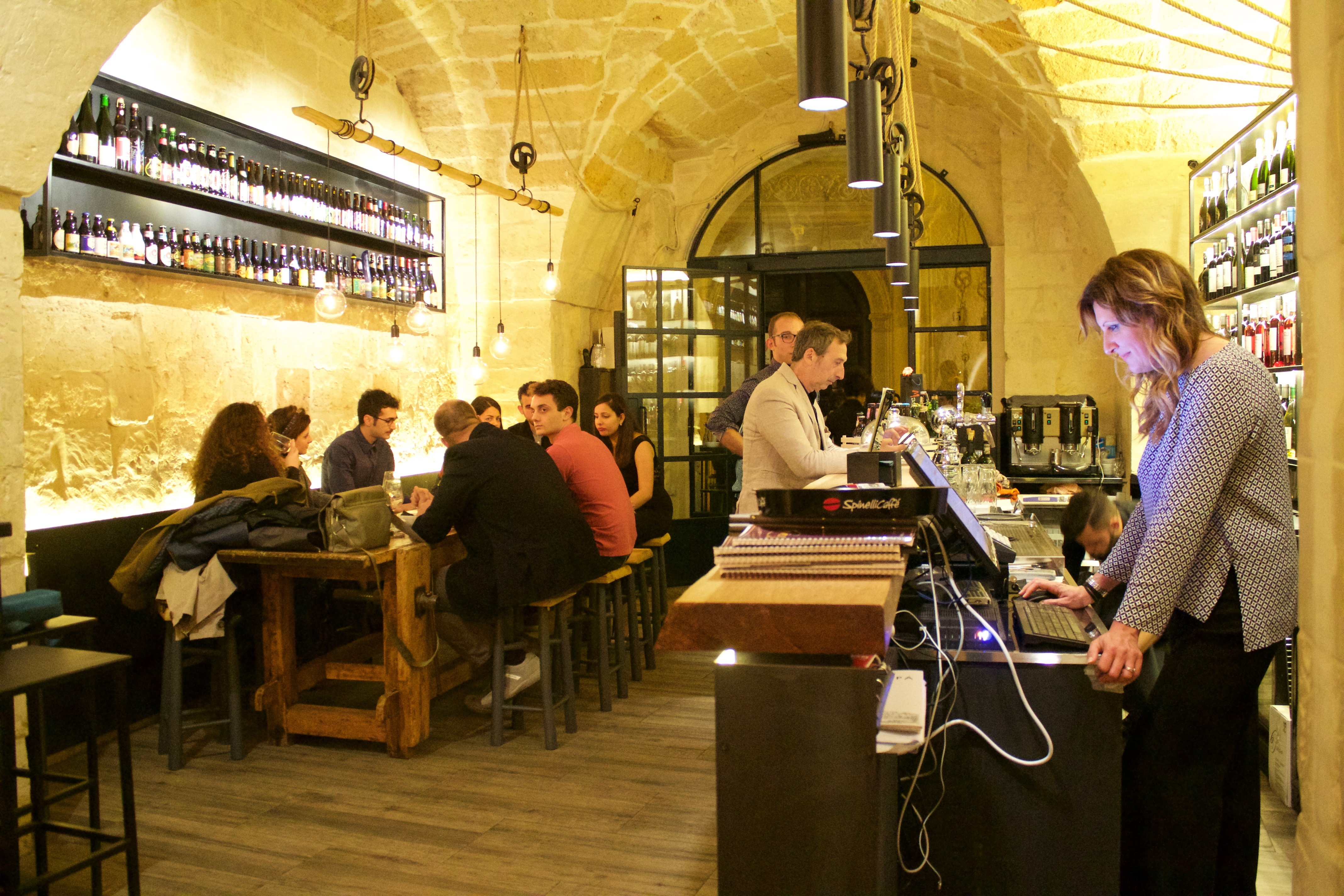 restaurants in Lecce