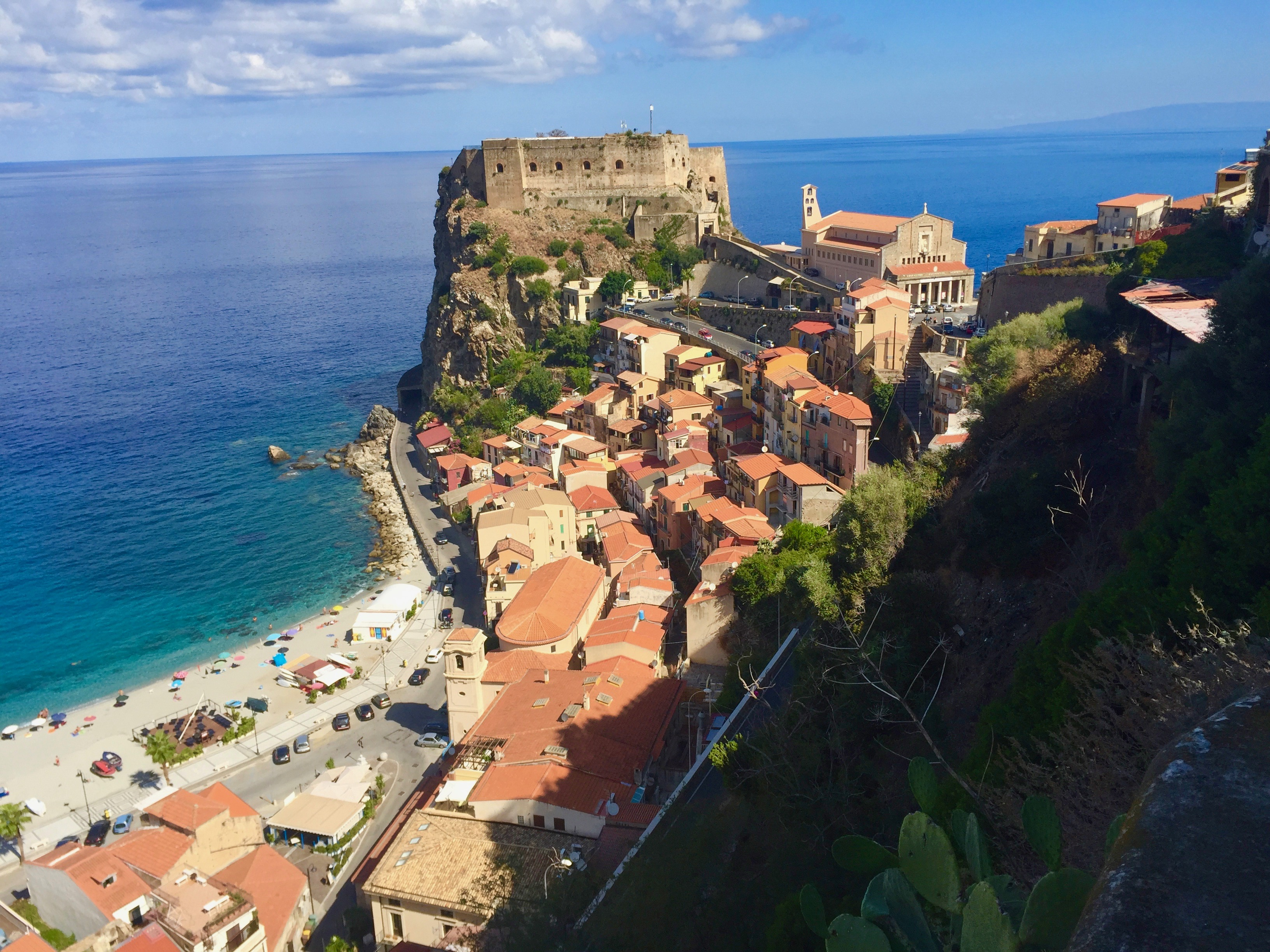 travel in calabria