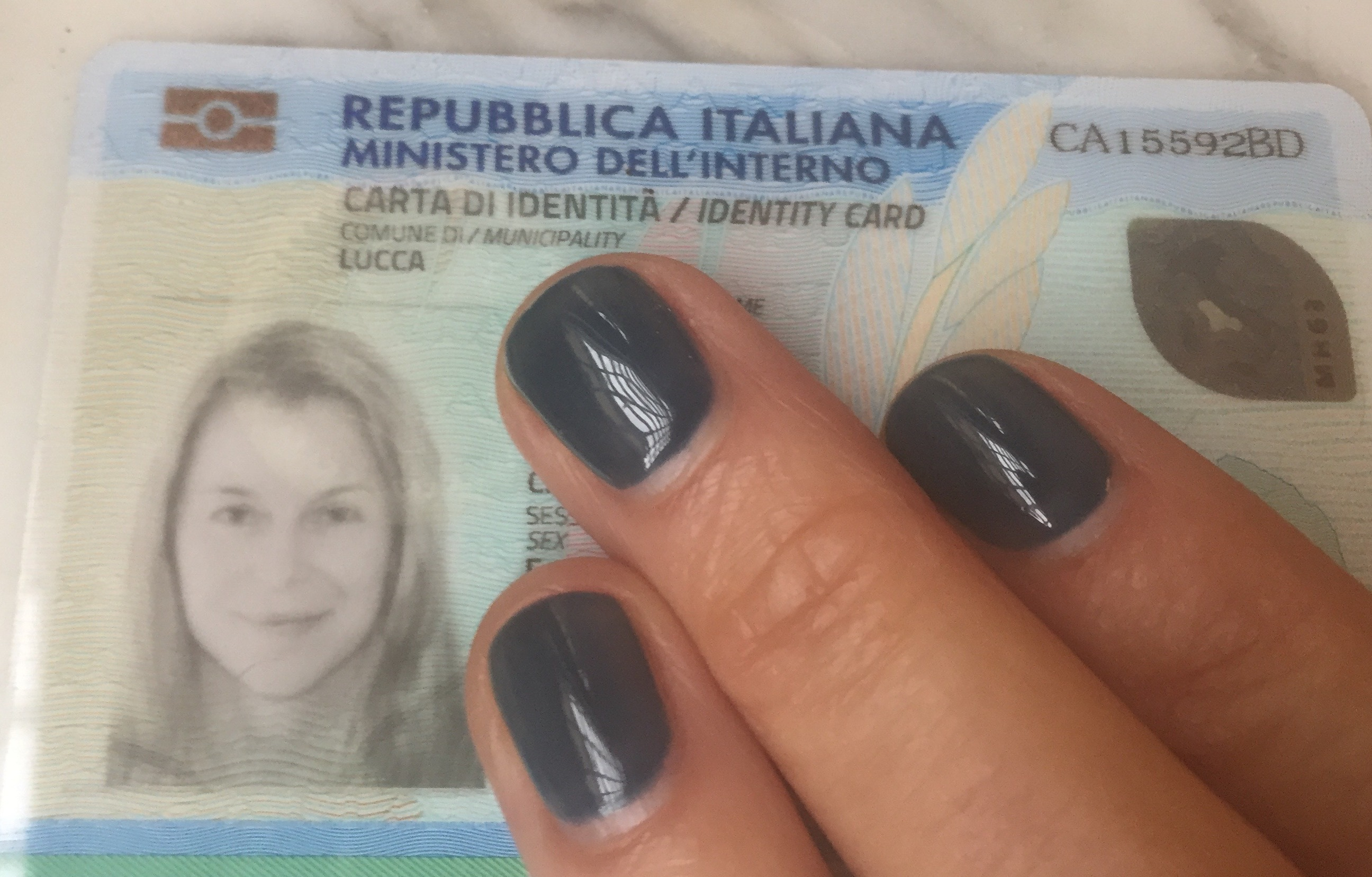 How to get your Carta d\'Identità. This is a painless step in the ...